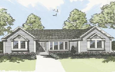 Custom ranch house floor plans unique house plans Ranch house designs inc